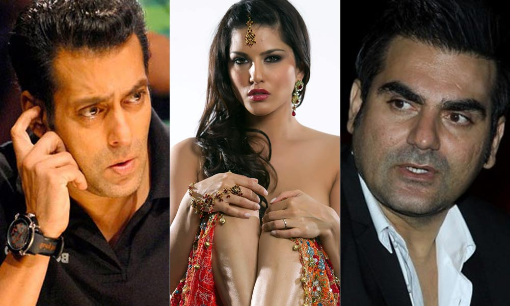 Sunny Leone to romance Arbaaz Khan in movie Tera Intezaar