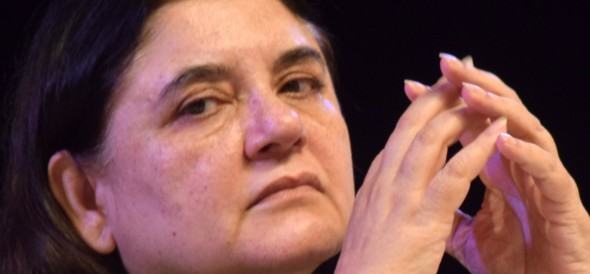 Never heard of men committing suicide, Says Minister Maneka Gandhi