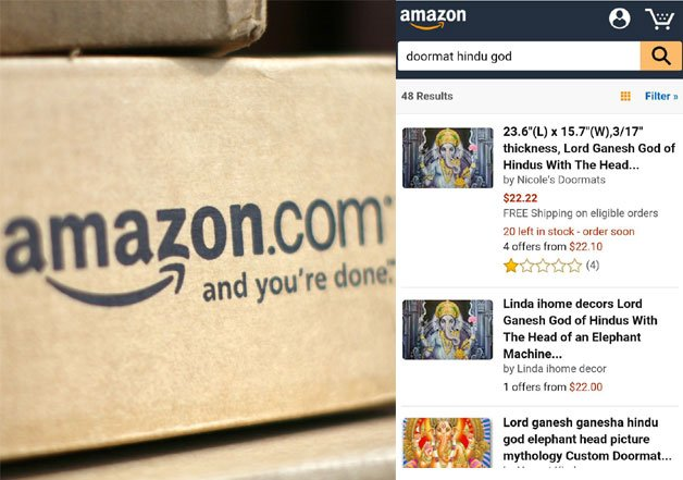 Amazon hit by public anger