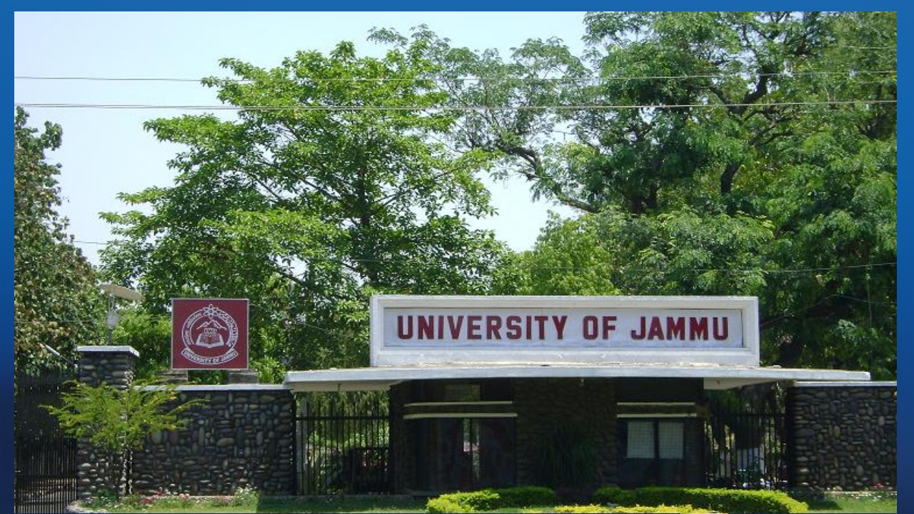 MBA in Hospitality & Tourism from jammu university