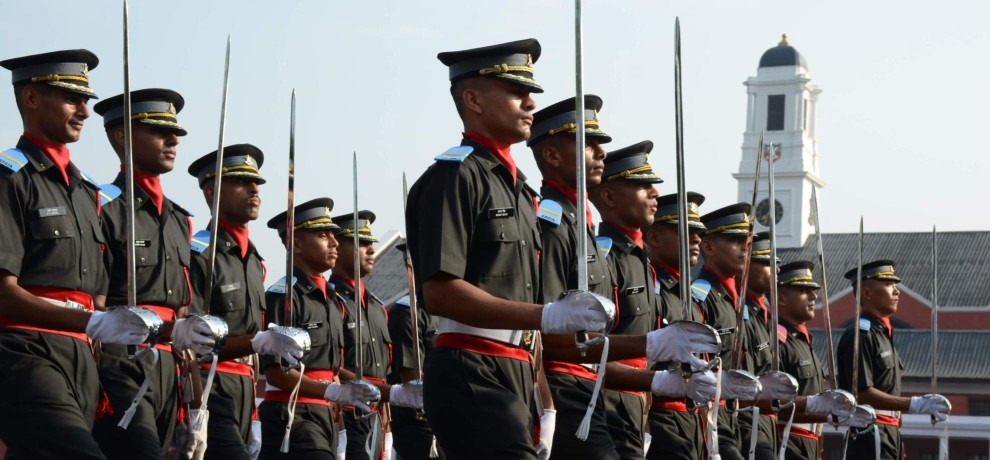 uttarakhand top again in giving officers to indian army.