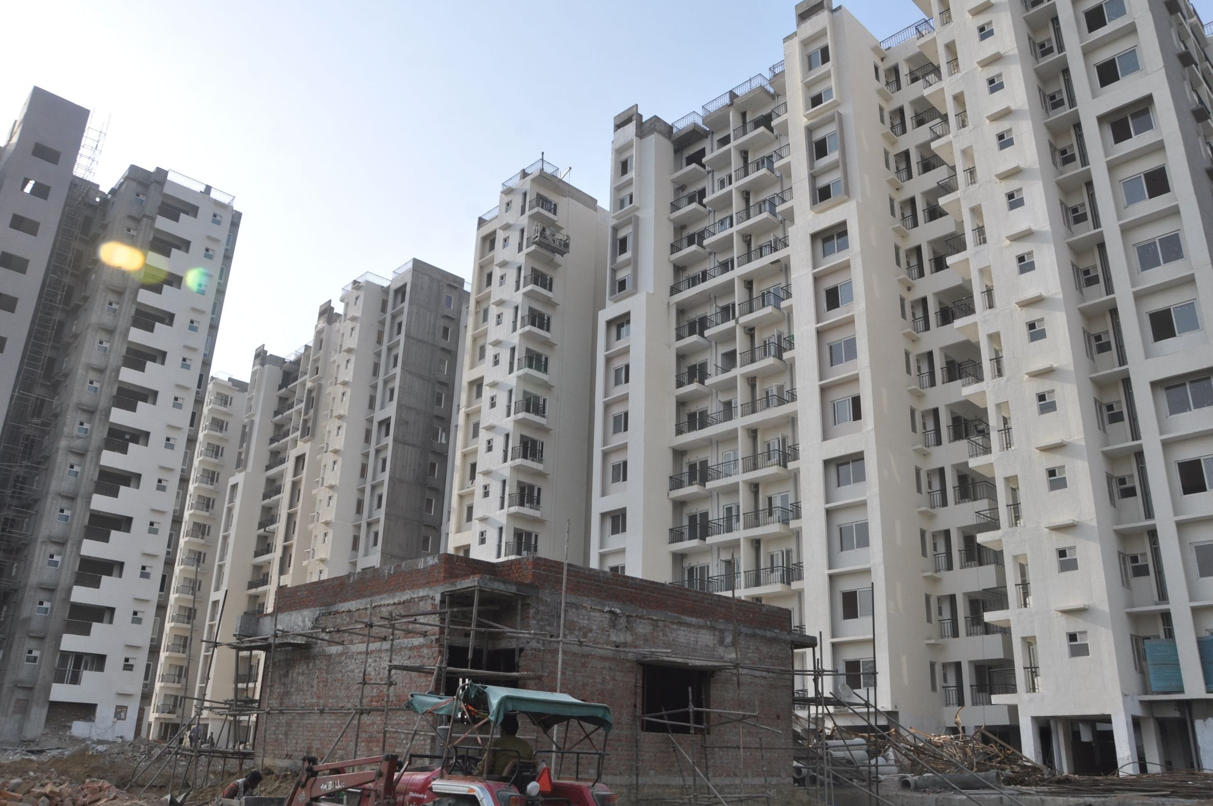 flat buyers not getting benefit from builders on input tax credit regime