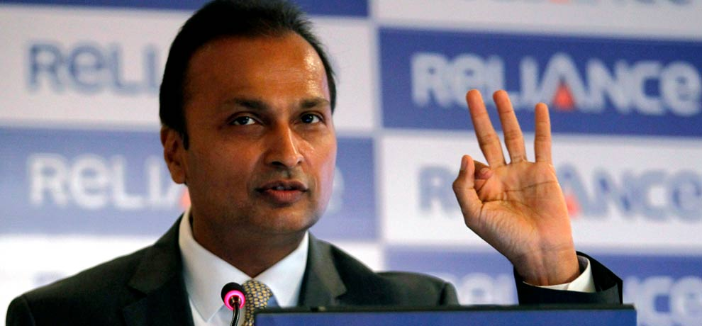 anil ambani to sell its power business in mumbai to cover loan debt