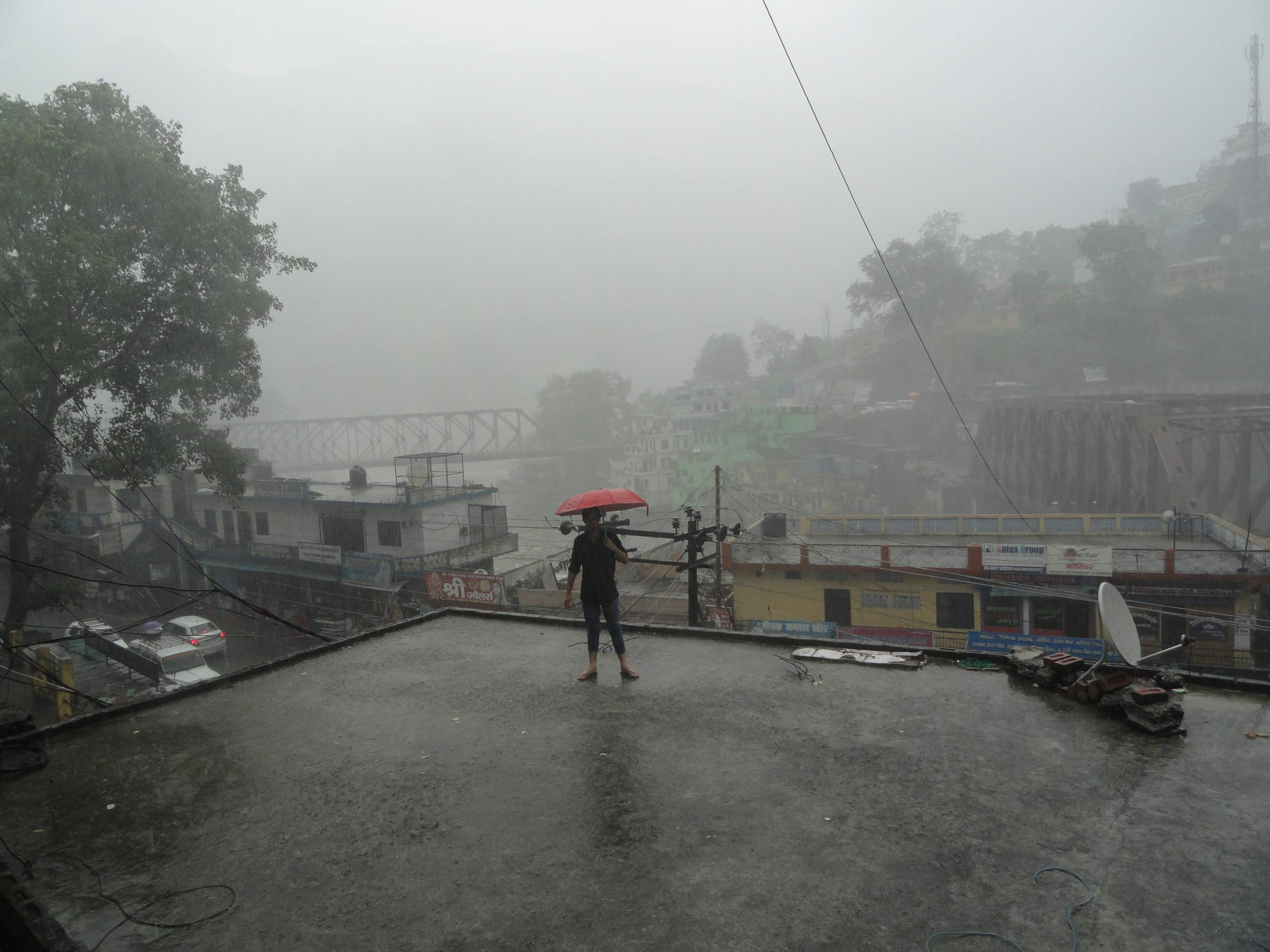 rain and flood hit uttarakhand before monsoon