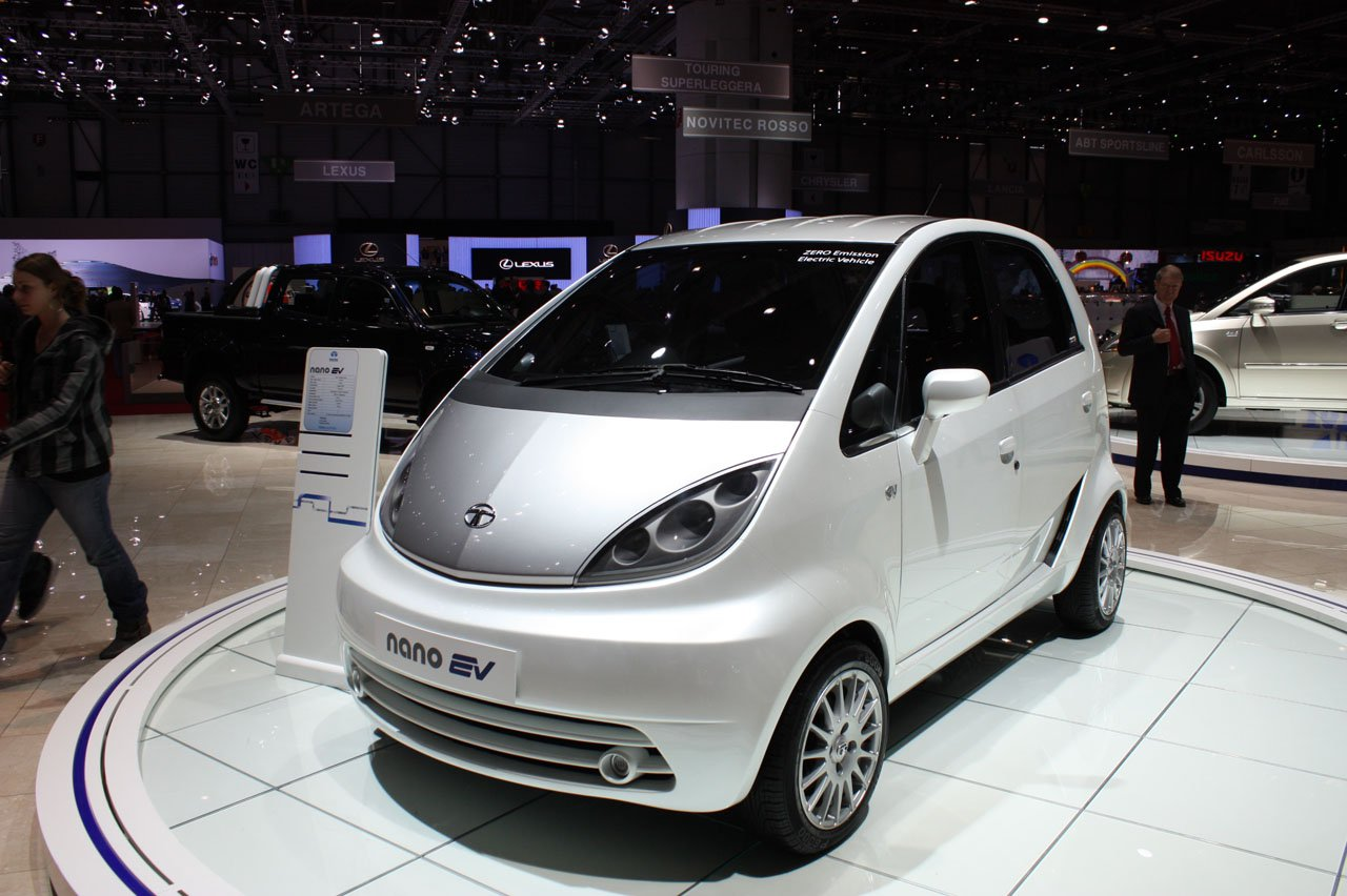 towards the end of the production of the Nano car, Production of just one car in June