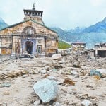 kedarnath disaster six year complete Severe water flood in photos