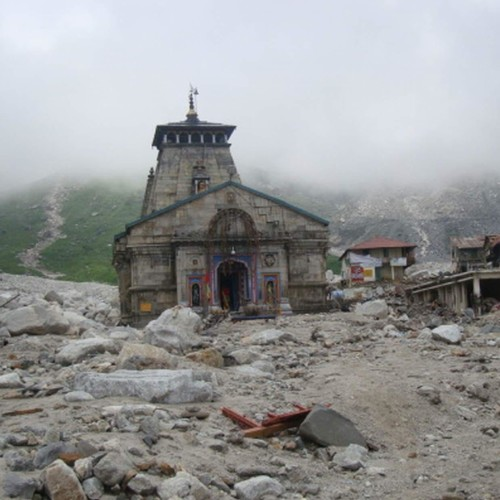 kedarnath dham is sensitive to avalanche