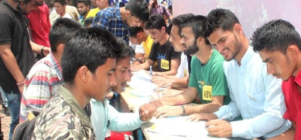 students who score less than 60 percent facing problem in admission