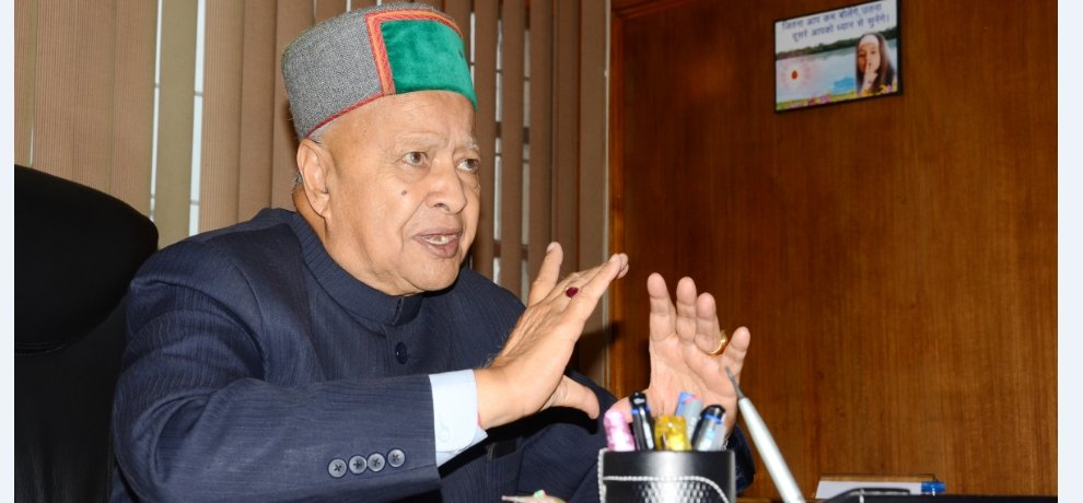 virbhadra singh statement over atul sharma