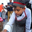 6 year old chef probably cooks and earn better than you
