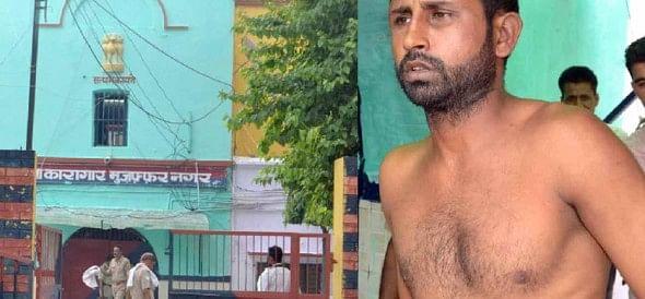 Conflict in UP 's Muzaffarnagar jail , a prisoner's death