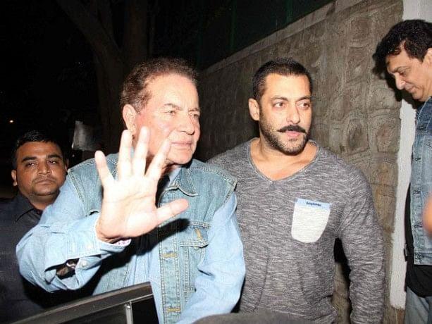 Salim has rescued Salman Khan six times