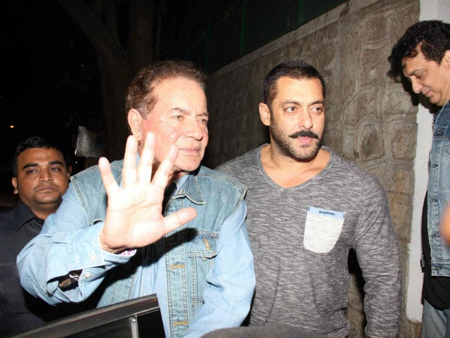 Salim has rescued Salman Khan six times