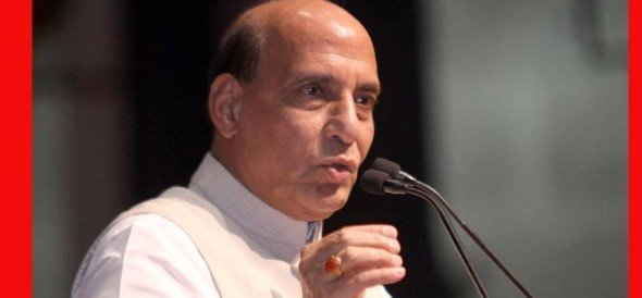 Pampore Attack: Rajnath Singh ordered not to count bullets fighting with Pak
