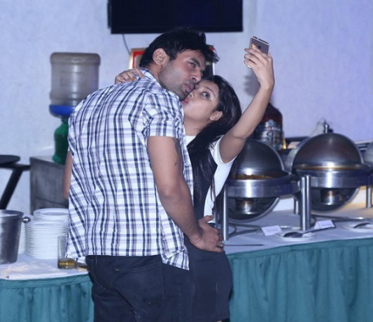 Rahul raj's dirty dancing with a woman