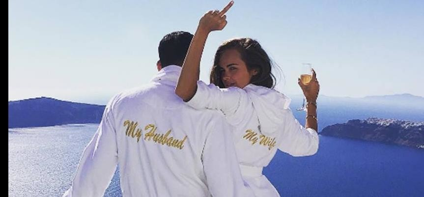 Xenia Deli marries Egyptian millionaire in extravagant wedding