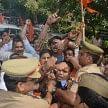 hindu mahasabha activist and 26 Shiva sainik arrested