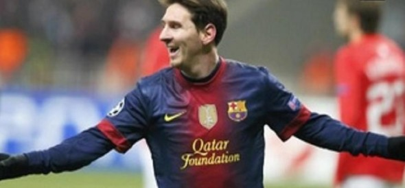 Messi one win away from 400th match win for barcilona