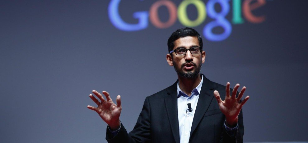 Google CEO Sundar Pichai Appointed To Alphabet Board Of Directors