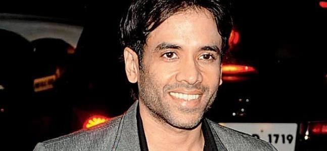 Tusshar proudly announces the arrival of his son