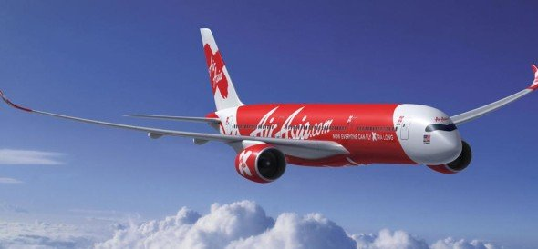 Air Asia in the advertising game, notices