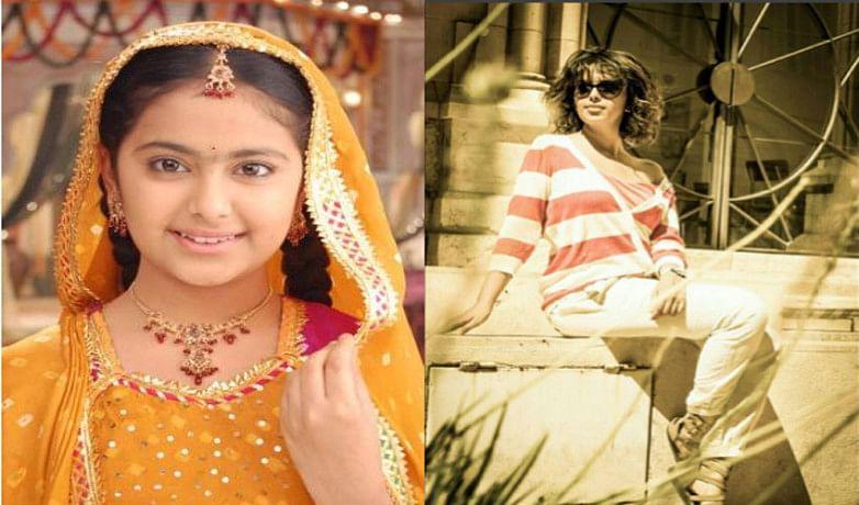 hot photoshoot of balika vadhu's anandi