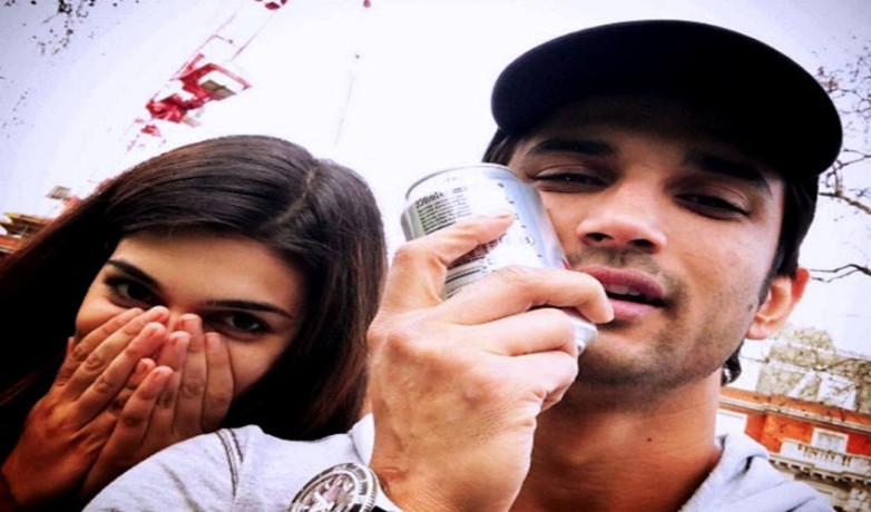 sushant and kriti on a secret vacation