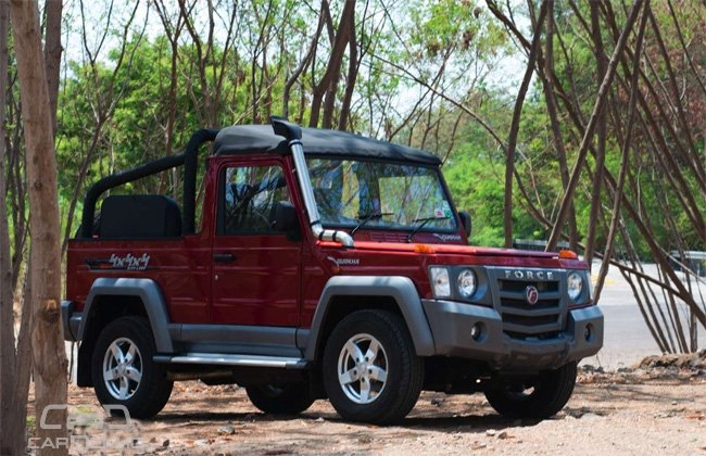 Force Gurkha To Sell In Metros, Will Get Force One's 2.2l BS-IV Engine
