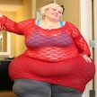 35-stone woman with EIGHT FOOT hips