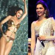 Bikni Vs Saree: Hot And Ethenic Looks Of Bollywood Actresses