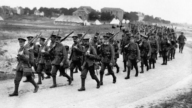battle of somme centenary