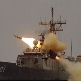 Taiwanese warship accidentally fires missile towards China