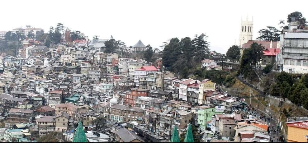 Smart Hill Town Will be Established at Jathia Devi, Shimla.