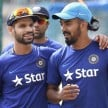 Shikhar Dhawan and Alex Hales Injured Before 3rd ODI
