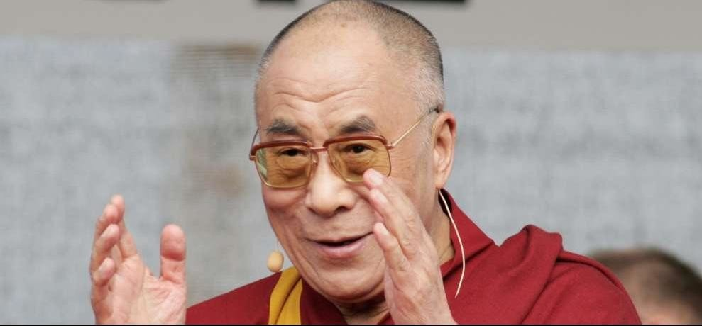 China says so I share love says Dalai Lama