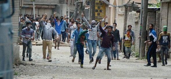 attack on kashmiri pandit colony