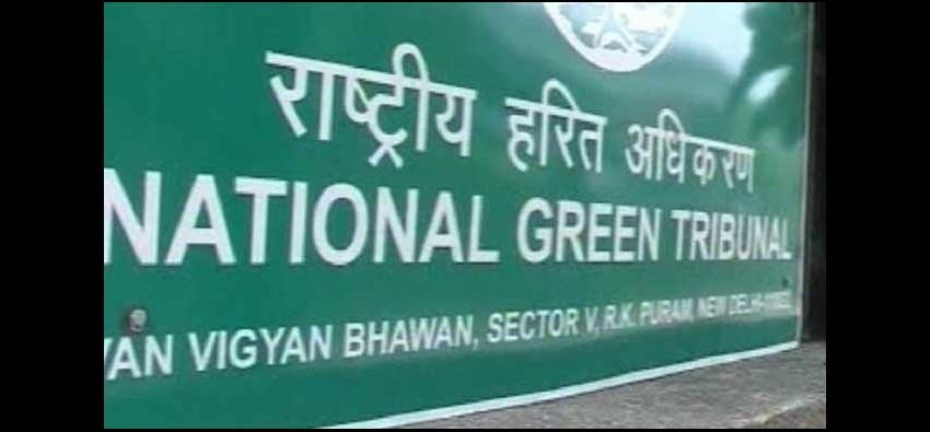 NGT had the reprimand in Waste to Energy case