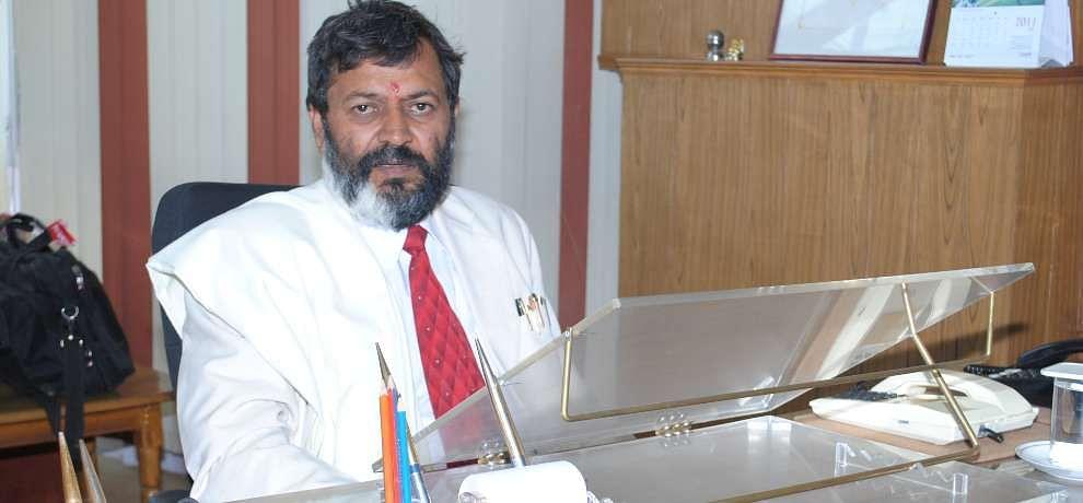 vice chancellor in hindi