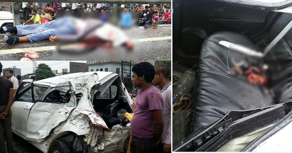 avoiding road accidents in hindi