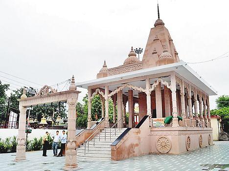 Both Sides Want Together To Build A Tample And Masjid - दोनों पक्ष चाहते  हैं एक साथ बने मंदिर-मस्जिद - Amar Ujala Hindi News Live