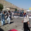 Explosion reported among Kabul protesters, Casualties feared