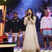 sunny leone sings national anthem i pro kabaddi