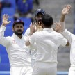 LIVE: India vs wset indies, first test, 4th day, scorecard