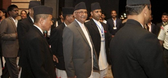Nepali PM Oli resign, Process of new government formation has began