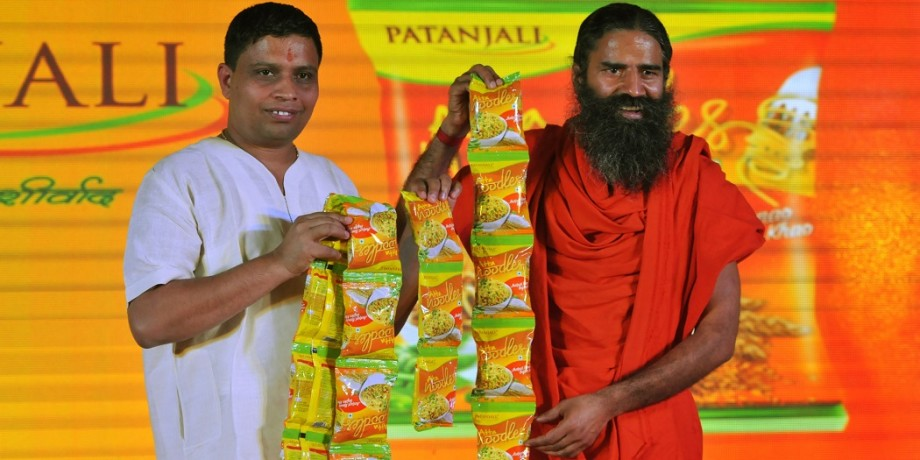 Ramdev's Atta Noodles fails in test