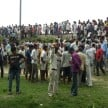 Tata Magic train collision, five schoolchildren died, several injured