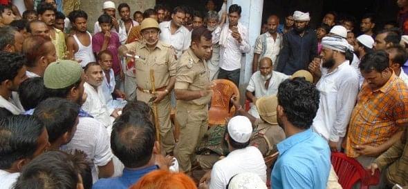disturbance in kosi after death of child