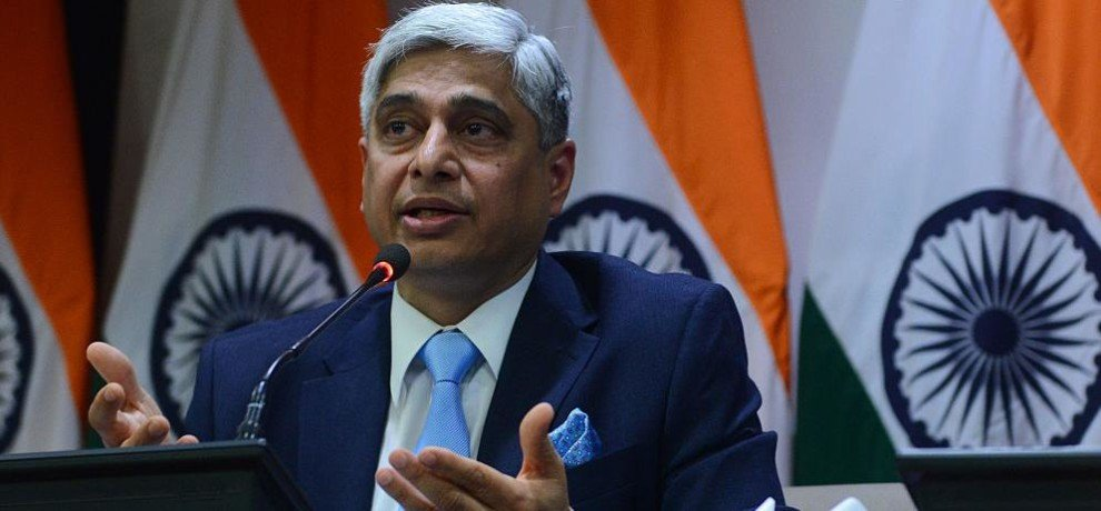 incidents like Amazon tri colour are not repeated: Vikas Swarup