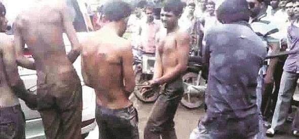 CID says Cow was killed by lion, not Dalit men flogged by gau rakshaks