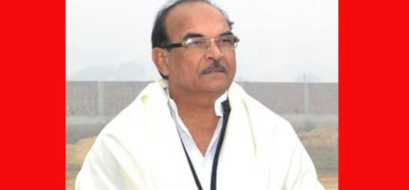 Former UP minister DP Yadavarrested by Delhi Police